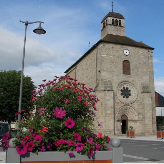 Eglise Saint Martin de Gouzon