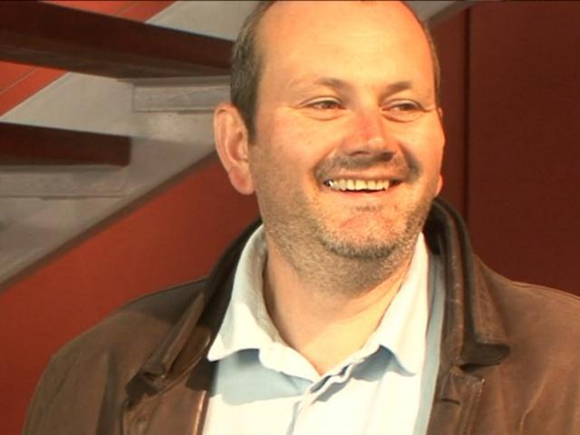 Eric Pluviaud, Greeter Creuse