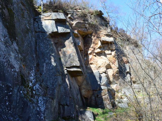 Maupuy Escalade en Creuse