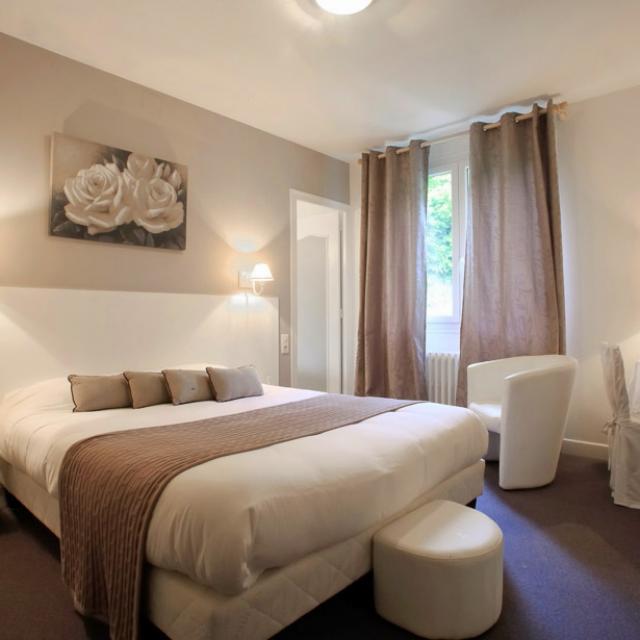 Hotel Au Petit Vatel ©yves Desbuquois