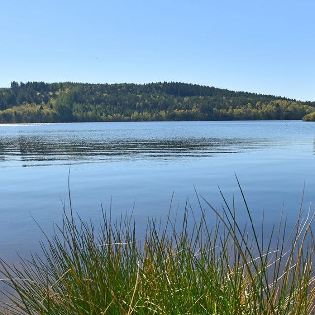 Lac de Lavaud-Gelade