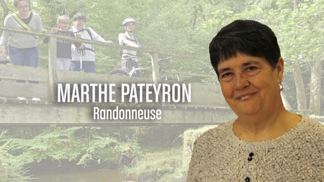 Marthe Pateyron Greeter Creuse