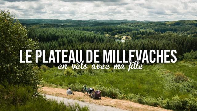 Plateau Millevaches Velo Famille Header