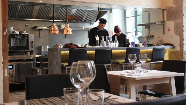 Restaurant Les Fougères Felletin