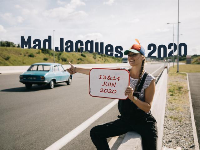 MadJacques, course en auto-stop