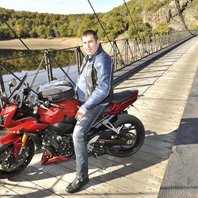 Moto En Creuse