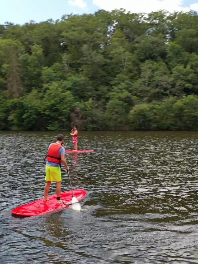 Paddle en Creuse