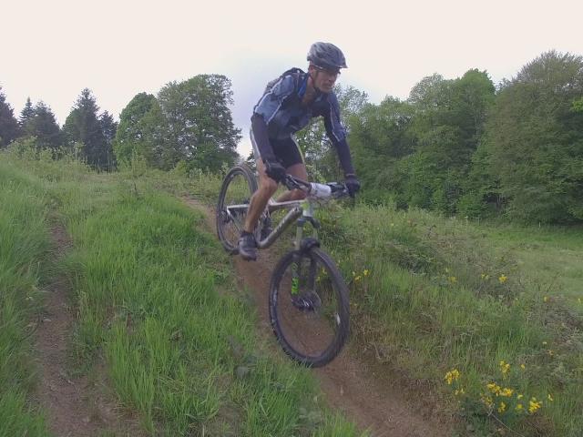 VTT en Creuse - Monts de Guéret