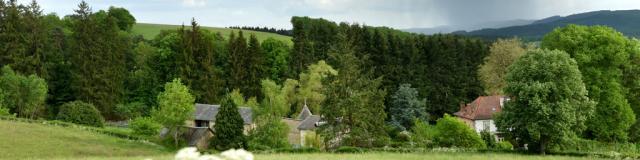 Paysage de campagne - La Creuse