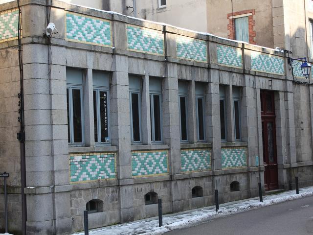 Bains Douches Aubusson