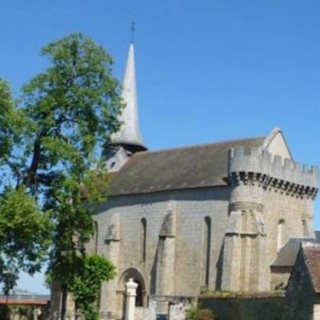 Eglise De Bonnat 440x300