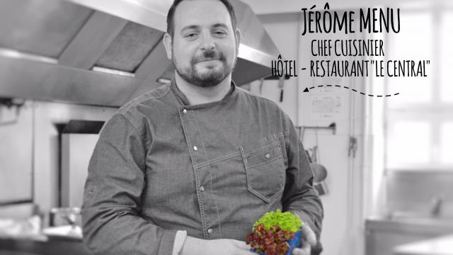 Jerome Menu Le Central