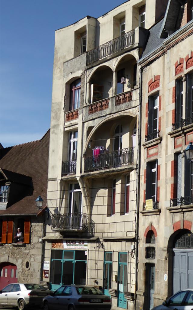 Maison Denhaut Aubusson