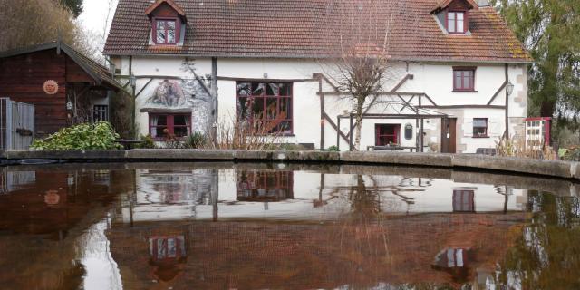 Domaine Les Filloux, chambre d'hôtes en Creuse