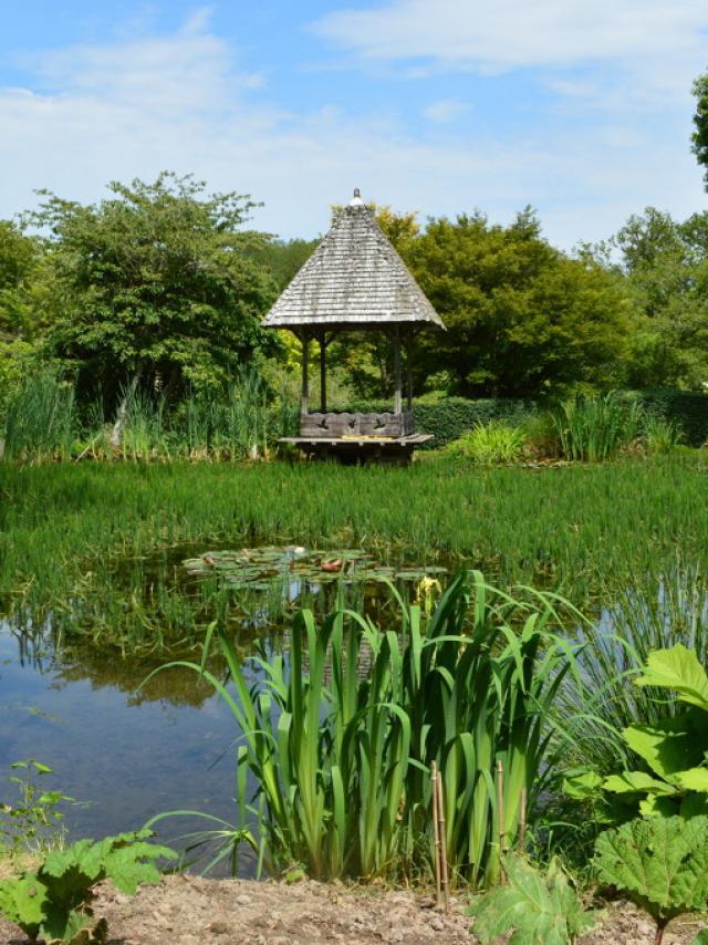 Arboretum de la Sédelle - La Creuse