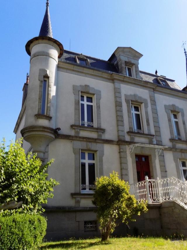 Vacances en Creuse - Demeure de louis