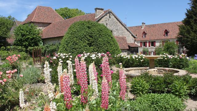 Domaine De Banizette Jardin