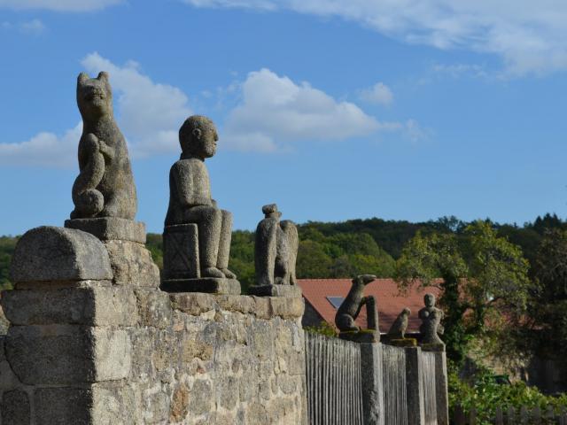Village de Masgot - La Creuse