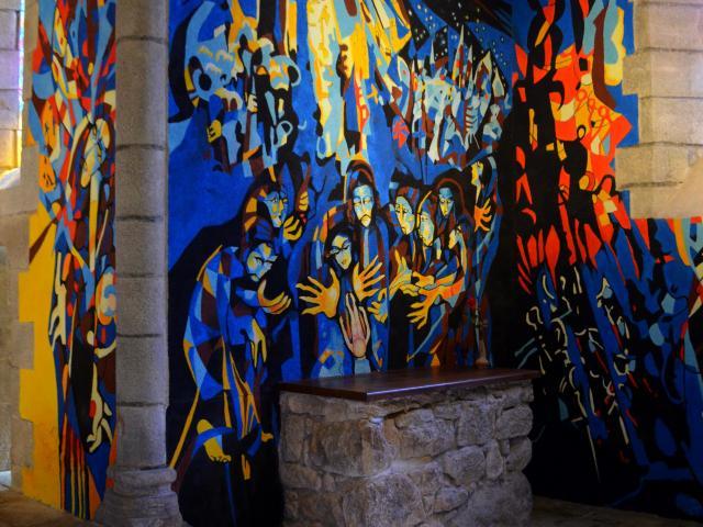Eglise de Sous-Parsat - La Creuse