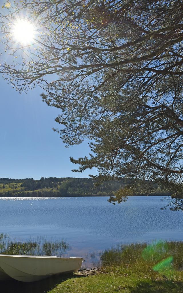 Pays Sud Creusois-lac de Lavaud-Gelade-23