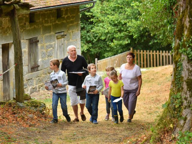 Balade en Famille à Sermur