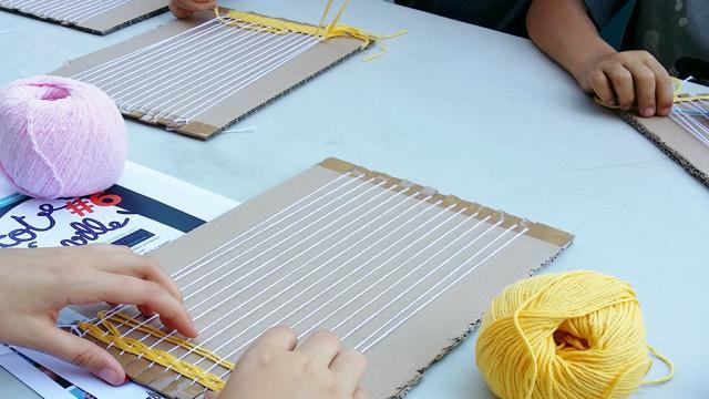 Ateliers Créatifs Pour Les Enfants