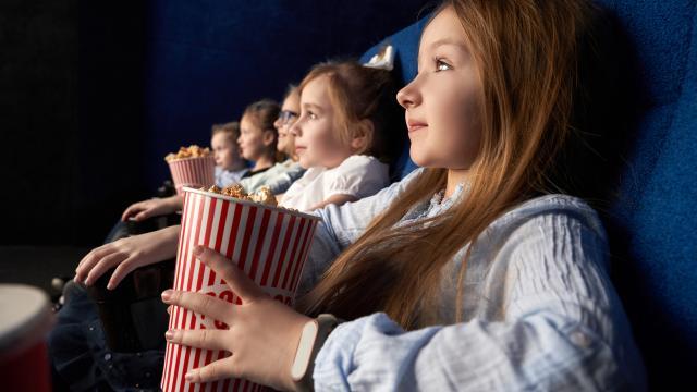 cinéma Le Colbert enfants