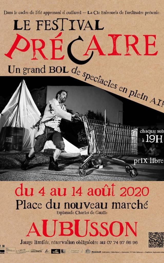 Festival Précaire Aubusson