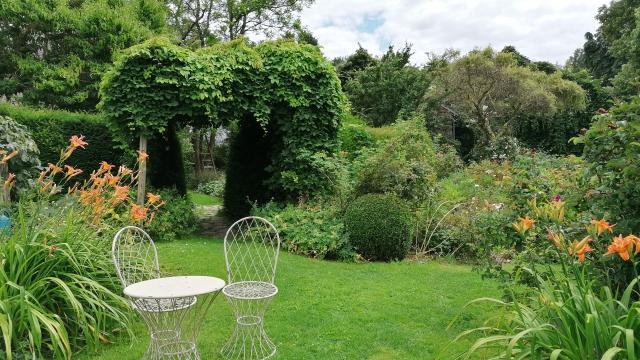 Jardin dans la Sagne - la Creuse