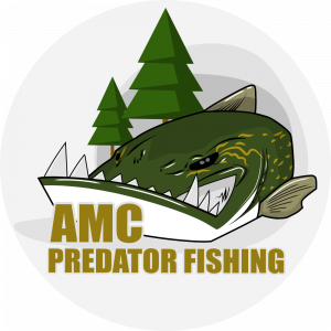 Logo Amc Fishing Predator