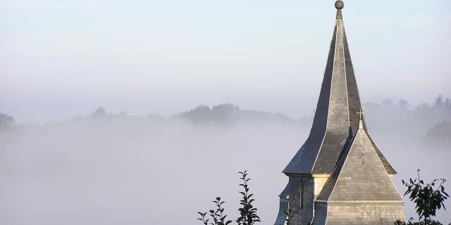 Eglise de Saint Amand Jartoudeix