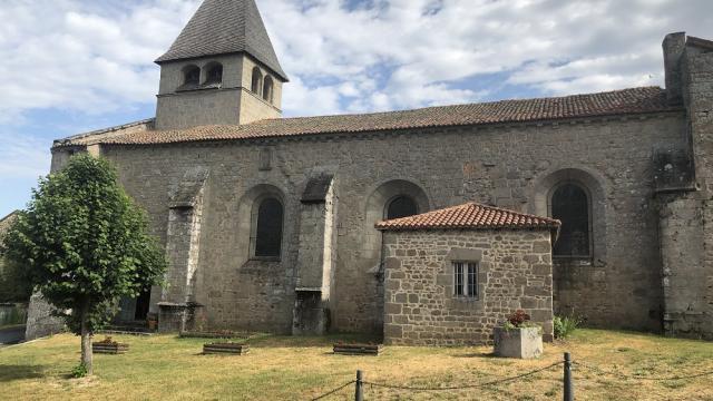 Eglise De St Silvain