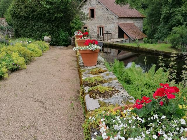 Domaine de Banizette - Jardin en Creuse