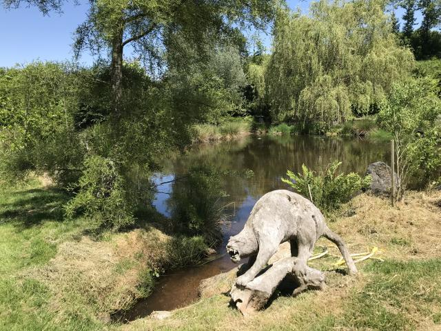 Artbotanic Jardin en Creuse