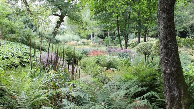 Jardin Val Maubrune - La Creuse