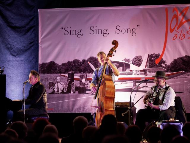Festival Jazz à la Sout ©Musique en Marche