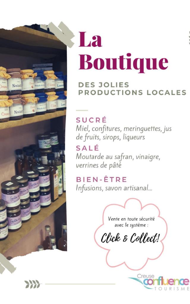 Catalogue Boutique Creuse Confluence