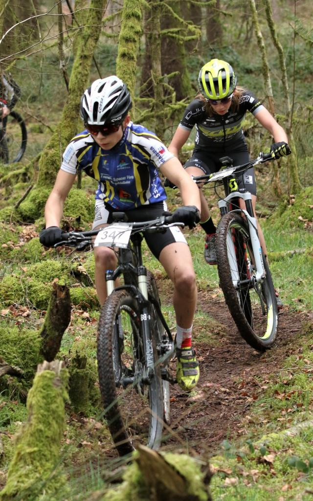 Coupe De France Vtt Creuse Oxygene 3