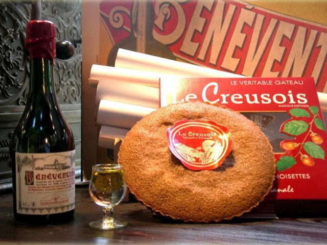 Bénéventine et Gâteau Creusois