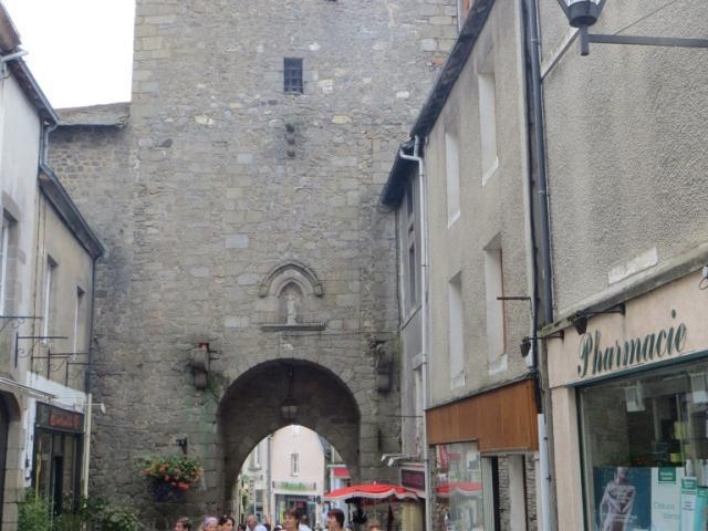 Porte Saint Jean - La Souterraine