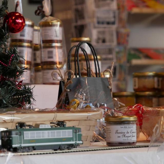 Boutique de Noël Creuse Sud Ouest