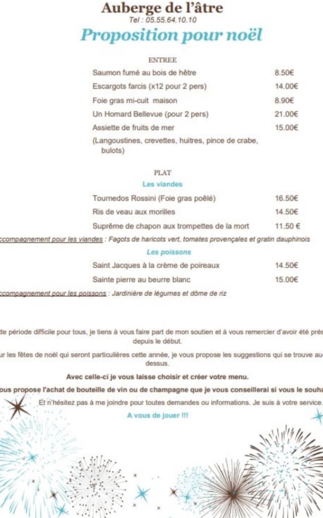 Auberge De L'atre Bourganeuf