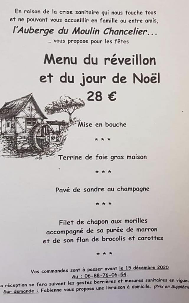 Auberge Du Moulin Chancelier