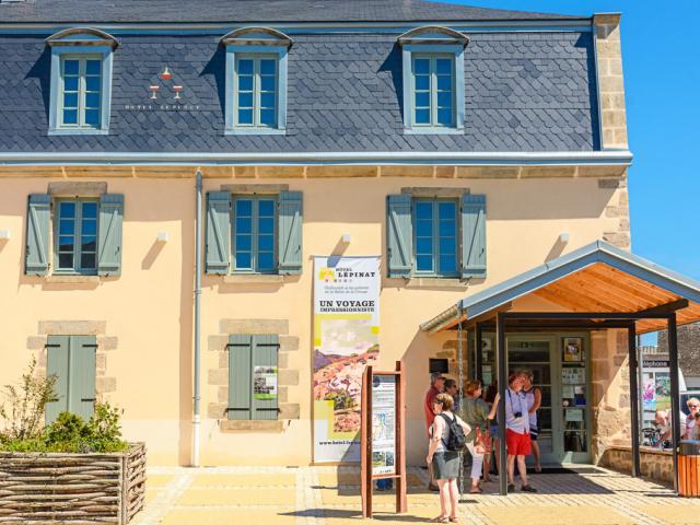 Hôtel Lépinat - Crozant ©S.Frey