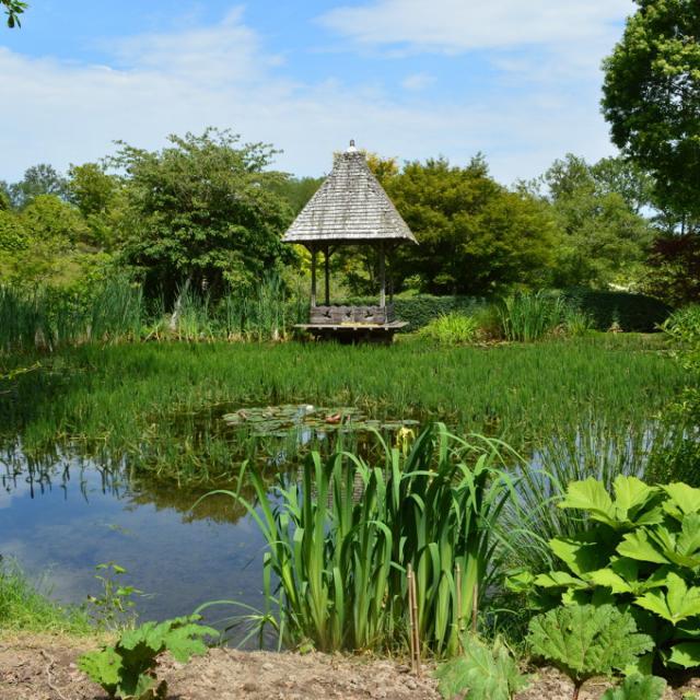 Arboretum de la Sédelle - Crozant