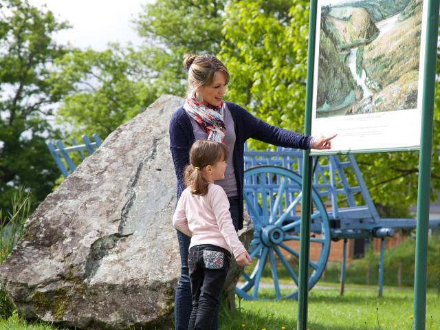 L'Espace Monet Rollinat à Fresselines