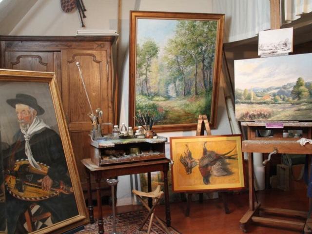Atelier Gaston Thiery Fresselines