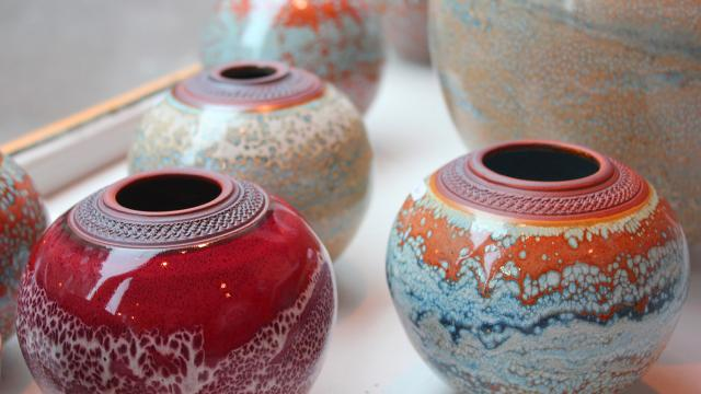 Céramique artisanat d'art