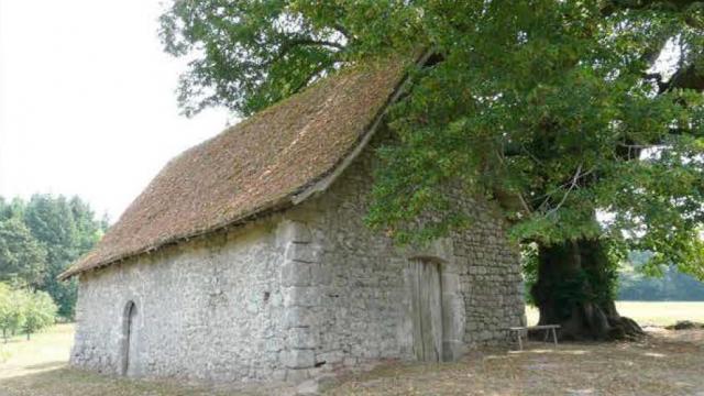 Chapelle Du Mas Saint Jean 1