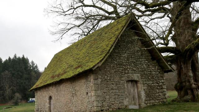 Chapelle Du Mas Saint Jean